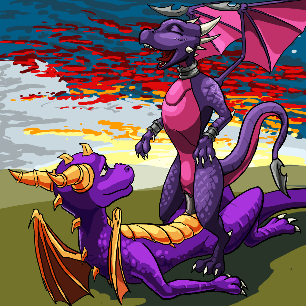 mating herpy cynder spyro and How to get championship ashe