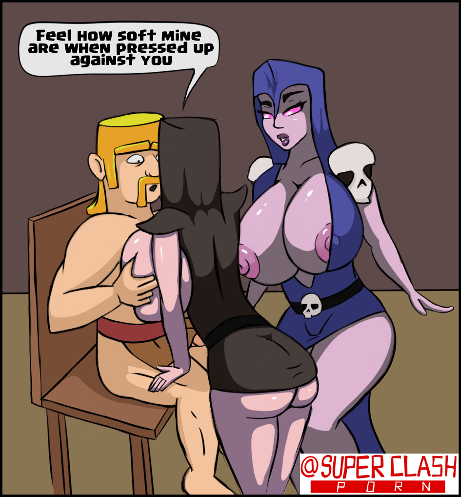 porn animated clash clans of School_dot_fight