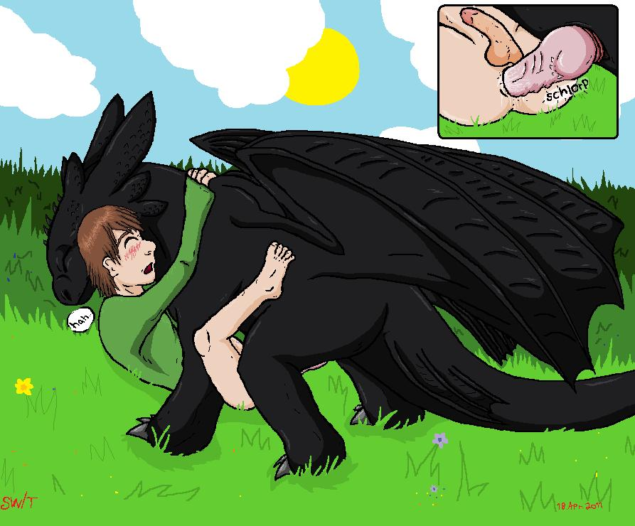 toothless hiccup gets fanfiction pregnant Captain n and the game master