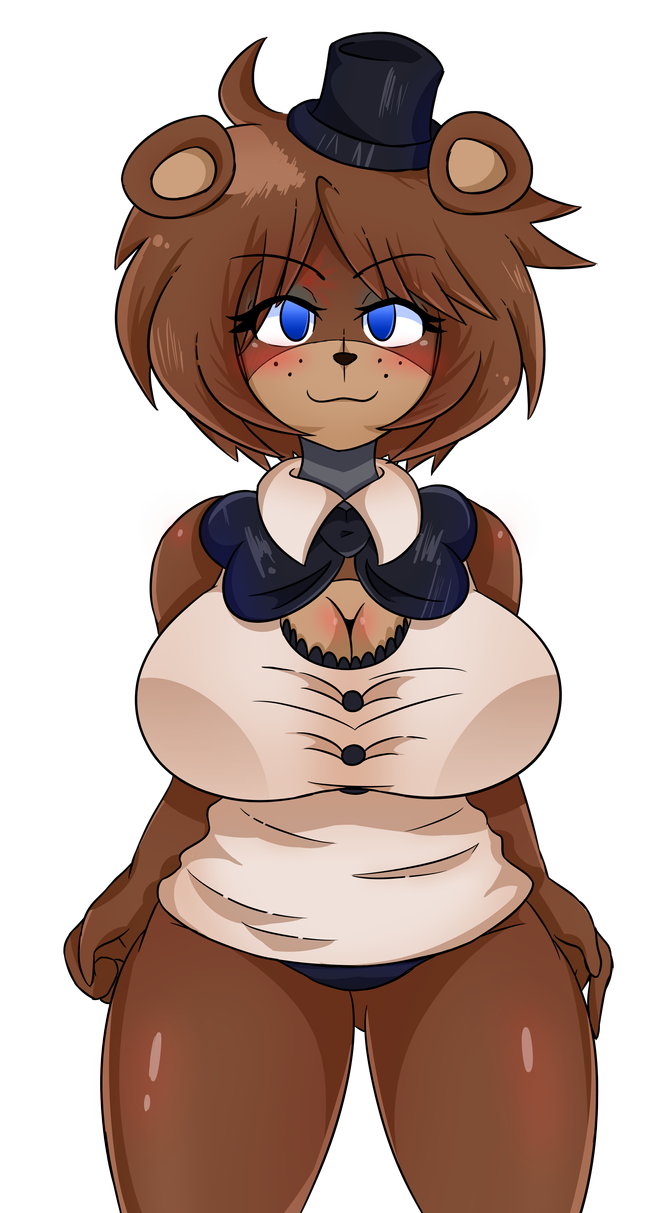 anime nights five freddy in Toy chica five nights at freddy's