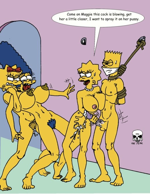 imagefap the bart and fear marge Rainbow six siege gridlock fat