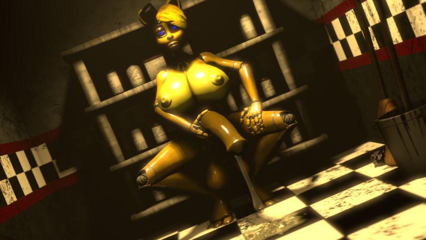 at freddys five fanart nights Beyond good and evil jade hentai