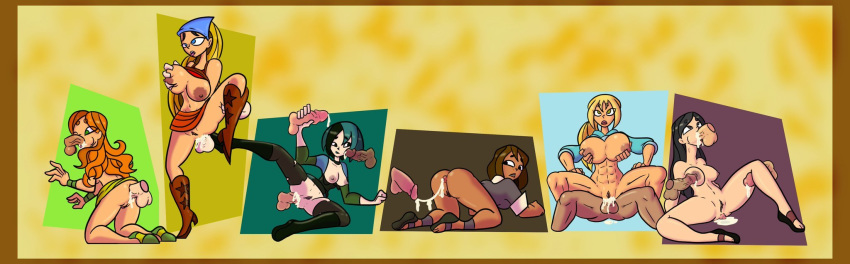 from girls total drama island naked Fritz the cat movie full
