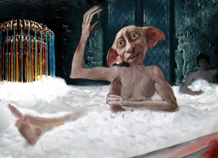and harry potter naked hermione Rule no.34 of the internet