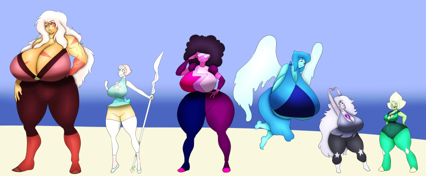 steven pearl universe vs amethyst Trials in tainted space armor