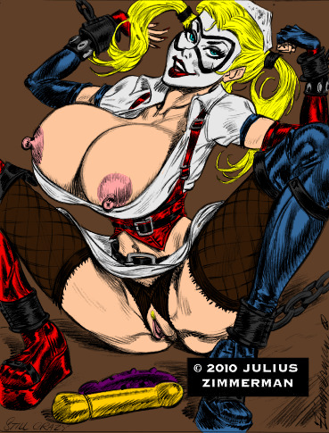 harley arkham nude quinn asylum Angels with scaly wings anna