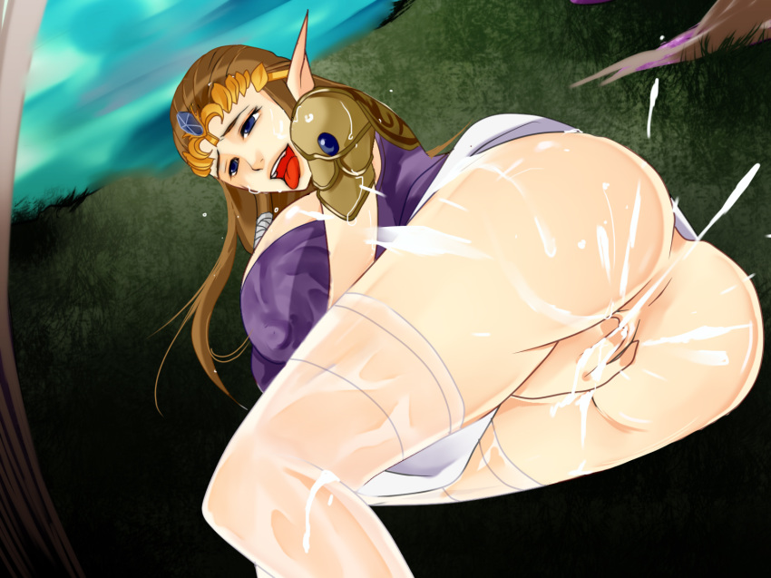 whats-her-name princess Tomb raider fucked by horse